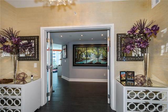 3101 S Ocean Dr #406, Hollywood, FL 33019 (MLS #A10887317) :: Carole Smith Real Estate Team