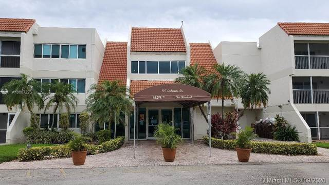 100 Lakeview Dr #304, Weston, FL 33326 (MLS #A10887320) :: Ray De Leon with One Sotheby's International Realty