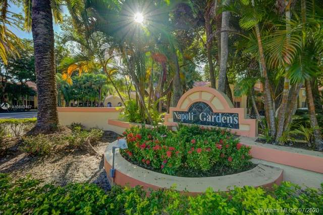 1021 W Coral Club Dr #1021, Coral Springs, FL 33071 (MLS #A10887467) :: The Riley Smith Group