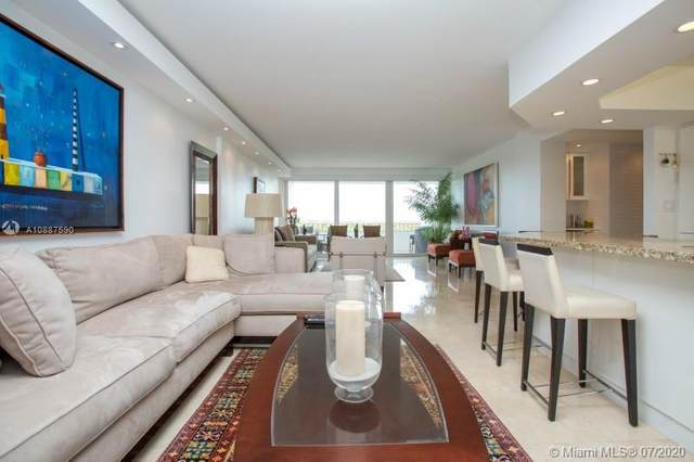 177 Ocean Lane Dr #610, Key Biscayne, FL 33149 (MLS #A10887590) :: Ray De Leon with One Sotheby's International Realty
