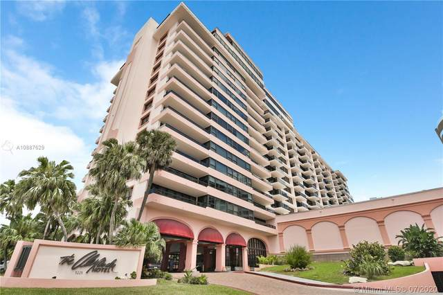 5225 Collins Ave #421, Miami Beach, FL 33140 (MLS #A10887629) :: Patty Accorto Team