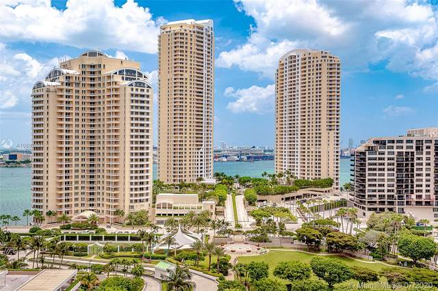 701 Brickell Key Blvd #1704, Miami, FL 33131 (MLS #A10887681) :: Carole Smith Real Estate Team