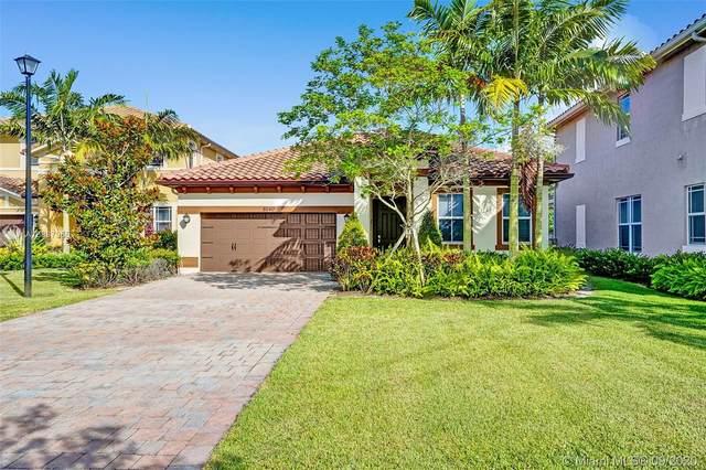 8640 Lakeside Bnd, Parkland, FL 33076 (MLS #A10887955) :: Berkshire Hathaway HomeServices EWM Realty