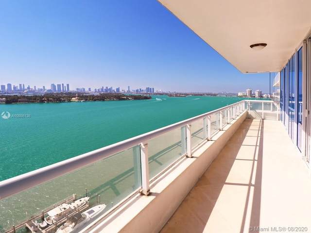 520 West Ave #1502, Miami Beach, FL 33139 (MLS #A10888138) :: Ray De Leon with One Sotheby's International Realty