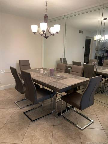 580 Egret Dr #311, Hallandale Beach, FL 33009 (MLS #A10888465) :: Berkshire Hathaway HomeServices EWM Realty