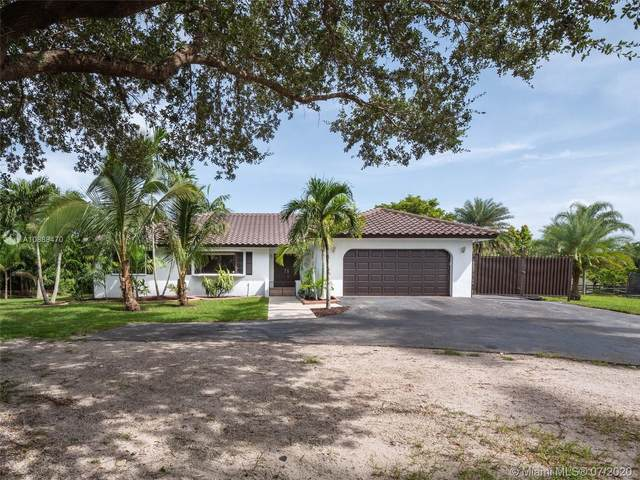 20211 SW 48th Pl, Southwest Ranches, FL 33332 (MLS #A10888470) :: Green Realty Properties