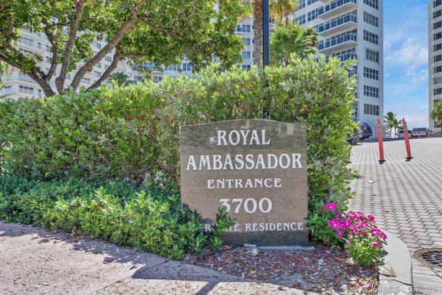 3700 Galt Ocean Dr #611, Fort Lauderdale, FL 33308 (MLS #A10888786) :: Ray De Leon with One Sotheby's International Realty
