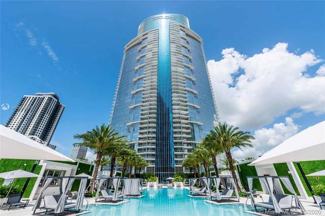 851 NE 1st Ave #1405, Miami, FL 33132 (MLS #A10888987) :: Ray De Leon with One Sotheby's International Realty