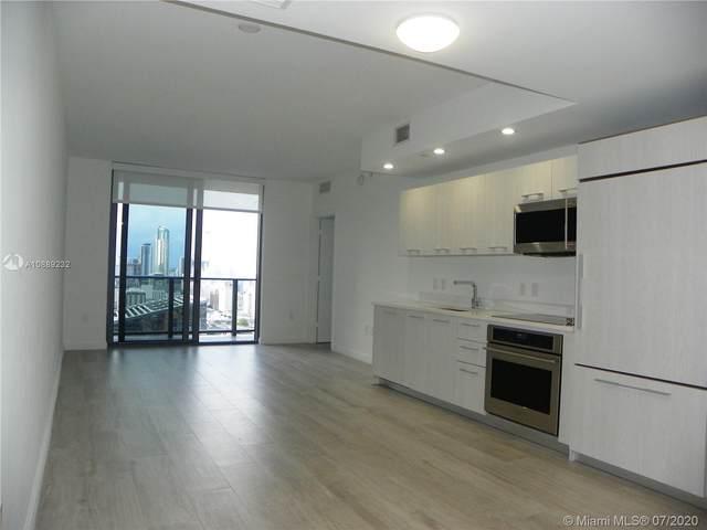 45 SW 9th St #2509, Miami, FL 33130 (MLS #A10889232) :: Berkshire Hathaway HomeServices EWM Realty