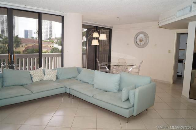 1000 E Island Blvd #406, Aventura, FL 33160 (MLS #A10889511) :: Green Realty Properties