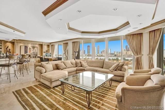 7000 Island Blvd #901, Aventura, FL 33160 (MLS #A10889594) :: Castelli Real Estate Services