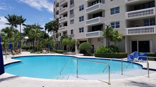 90 Edgewater Dr #1101, Coral Gables, FL 33133 (MLS #A10889657) :: United Realty Group
