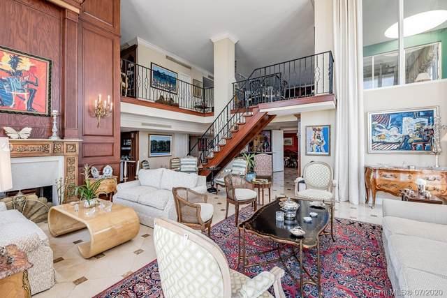 2333 Brickell Ave Ph201, Miami, FL 33129 (MLS #A10889840) :: Berkshire Hathaway HomeServices EWM Realty