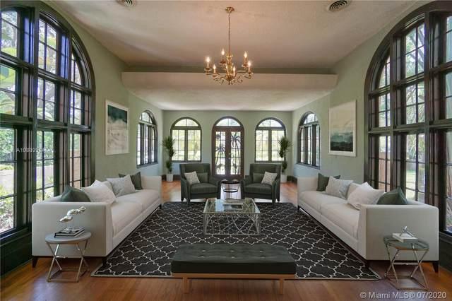 121 NE 92nd St, Miami Shores, FL 33138 (MLS #A10889914) :: Berkshire Hathaway HomeServices EWM Realty