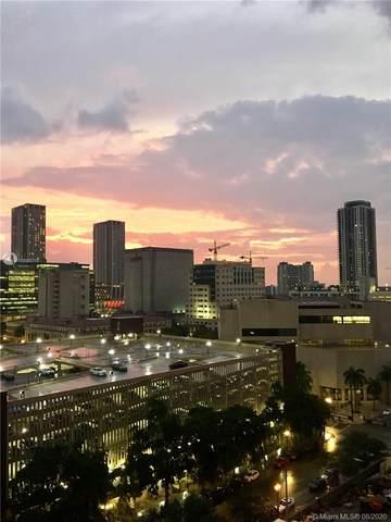 133 NE 2nd Ave #1203, Miami, FL 33132 (MLS #A10890016) :: Castelli Real Estate Services