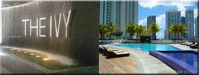 90 SW 3rd St #4105, Miami, FL 33130 (MLS #A10890180) :: Castelli Real Estate Services