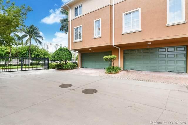 2801 NE 185th St #701, Aventura, FL 33180 (MLS #A10890357) :: Berkshire Hathaway HomeServices EWM Realty