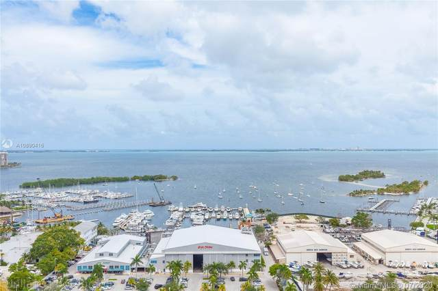 2669 S Bayshore Dr 1902N, Miami, FL 33133 (MLS #A10890416) :: The Riley Smith Group