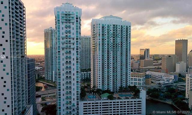 41 SE 5th St #807, Miami, FL 33131 (MLS #A10890500) :: Prestige Realty Group