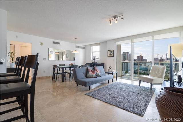 31 SE 5th St #1701, Miami, FL 33131 (MLS #A10890560) :: Carole Smith Real Estate Team