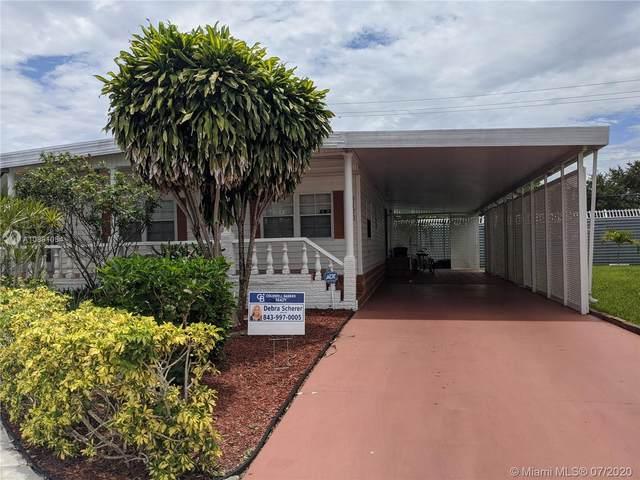 5170 SW 26th Ct, Pembroke Park, FL 33023 (MLS #A10891054) :: Berkshire Hathaway HomeServices EWM Realty