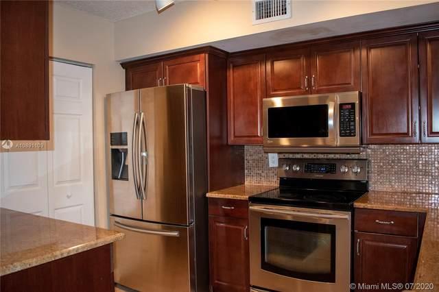 2640 S University Dr #316, Davie, FL 33328 (MLS #A10891109) :: Green Realty Properties