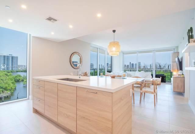 16385 Biscayne Blvd #715, North Miami Beach, FL 33160 (MLS #A10891249) :: Berkshire Hathaway HomeServices EWM Realty
