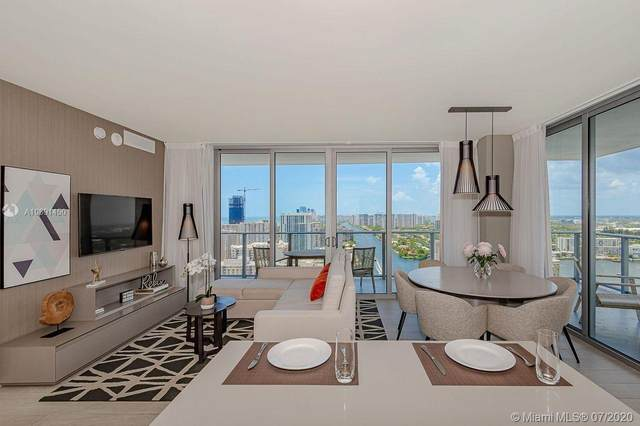 4010 S Ocean #2708, Hollywood, FL 33019 (MLS #A10891450) :: Carole Smith Real Estate Team