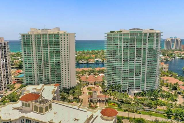 20155 NE 38th Ct #505, Aventura, FL 33180 (MLS #A10892003) :: The Howland Group
