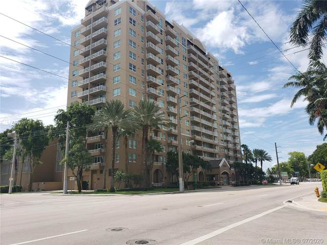 2665 SW 37th Ave #614, Miami, FL 33133 (MLS #A10892117) :: ONE Sotheby's International Realty
