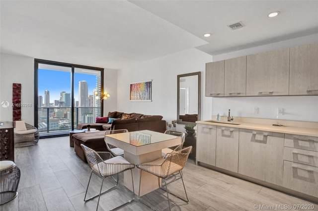 45 SW 9th St #2810, Miami, FL 33130 (MLS #A10892258) :: Berkshire Hathaway HomeServices EWM Realty