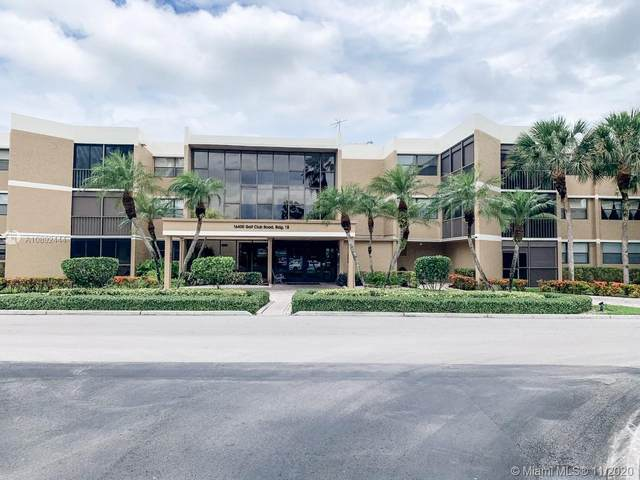16400 Golf Club Rd #211, Weston, FL 33326 (MLS #A10892444) :: ONE Sotheby's International Realty