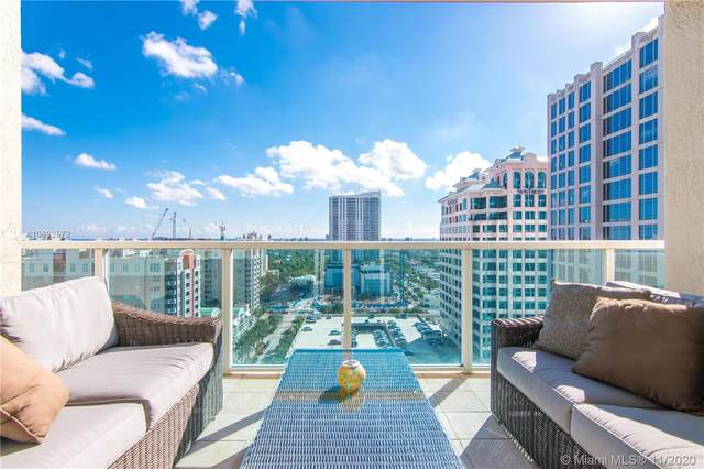 350 SE 2nd St #1950, Fort Lauderdale, FL 33301 (MLS #A10892572) :: ONE Sotheby's International Realty