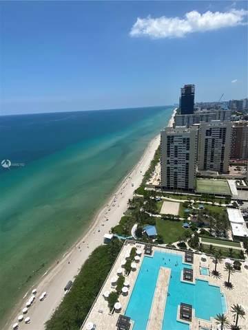 1830 S Ocean Dr #3303, Hallandale Beach, FL 33009 (MLS #A10892782) :: The Riley Smith Group