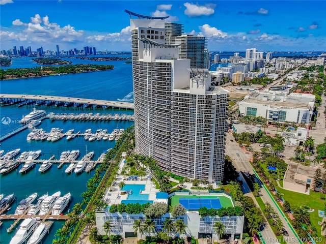 400 Alton Rd #1005, Miami Beach, FL 33139 (MLS #A10892843) :: Ray De Leon with One Sotheby's International Realty