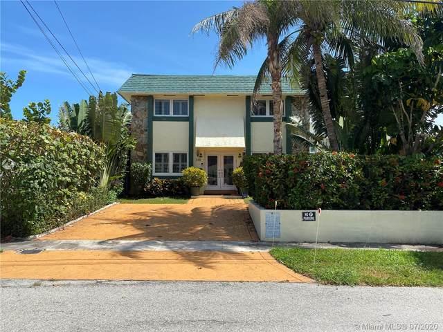 348 Palm St, Hollywood, FL 33019 (MLS #A10893026) :: Albert Garcia Team