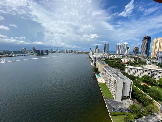 251 174th St #2307, Sunny Isles Beach, FL 33160 (MLS #A10893079) :: Berkshire Hathaway HomeServices EWM Realty