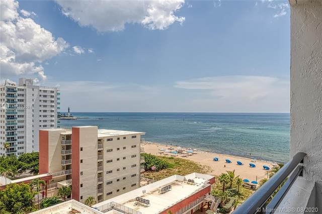 1500 N Ocean Blvd #903, Pompano Beach, FL 33062 (MLS #A10893094) :: ONE Sotheby's International Realty