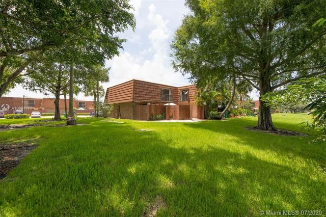 1204 SW 118th Ter #1204, Davie, FL 33325 (#A10893323) :: Real Estate Authority