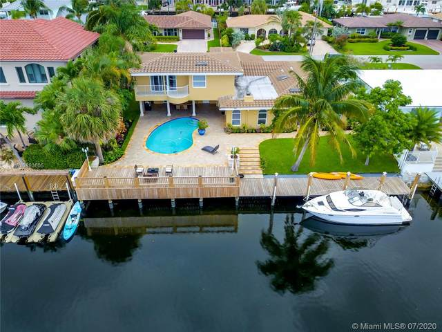 3820 NE 25th Ave, Lighthouse Point, FL 33064 (MLS #A10893605) :: Re/Max PowerPro Realty