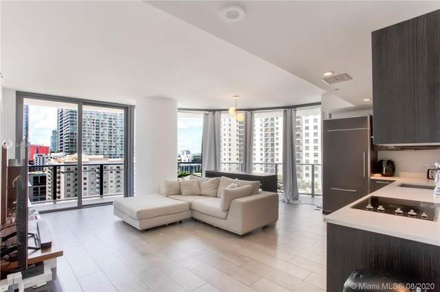 45 SW 9th St #1406, Miami, FL 33130 (MLS #A10893681) :: Berkshire Hathaway HomeServices EWM Realty