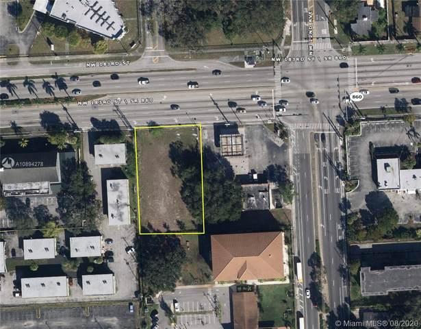 2212 NW 183Rt Street, Miami Gardens, FL 33056 (MLS #A10894278) :: The Teri Arbogast Team at Keller Williams Partners SW