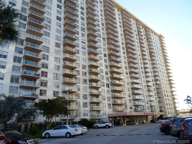230 174th St #605, Sunny Isles Beach, FL 33160 (MLS #A10894419) :: Ray De Leon with One Sotheby's International Realty