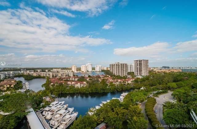 4100 Island Blvd #1204, Aventura, FL 33160 (MLS #A10894703) :: Dalton Wade Real Estate Group