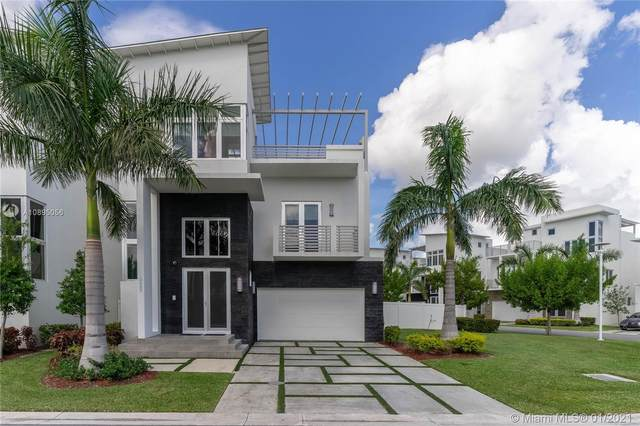 3460 NW 84 Ave, Doral, FL 33122 (MLS #A10895056) :: The Riley Smith Group