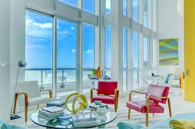 101 20th St Th C, Miami Beach, FL 33139 (MLS #A10895887) :: Dalton Wade Real Estate Group