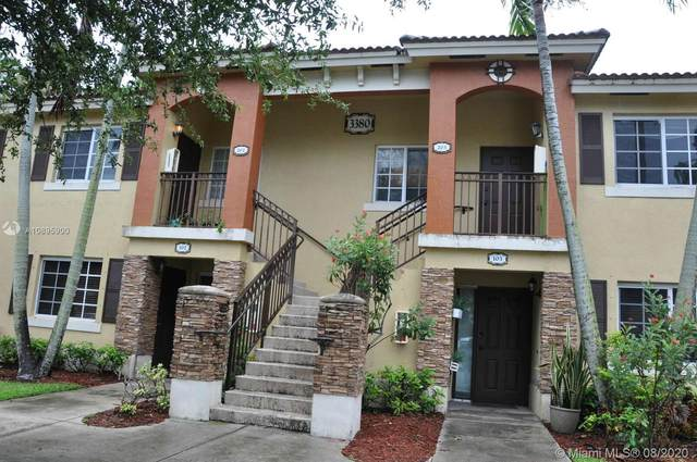 3380 NE 9th St #203, Homestead, FL 33033 (MLS #A10895900) :: Berkshire Hathaway HomeServices EWM Realty