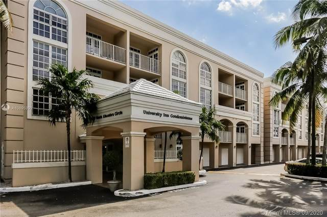 1280 S Alhambra Cir #1105, Coral Gables, FL 33146 (MLS #A10895930) :: The Pearl Realty Group