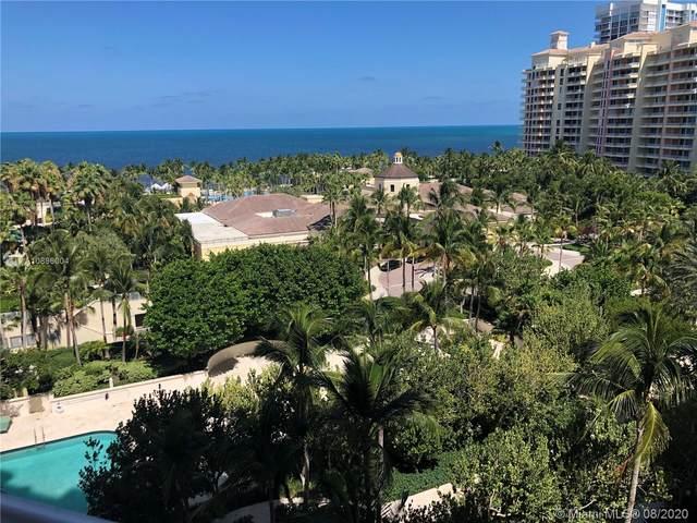 781 Crandon Blvd #902, Key Biscayne, FL 33149 (MLS #A10896004) :: Berkshire Hathaway HomeServices EWM Realty