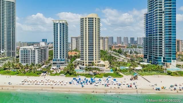 17375 Collins Ave #1406, Sunny Isles Beach, FL 33160 (MLS #A10896219) :: Berkshire Hathaway HomeServices EWM Realty